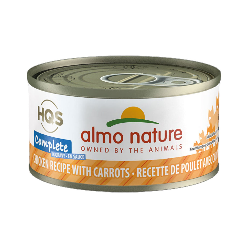 Almo Cat Complete Chicken & Carrot with Gravy