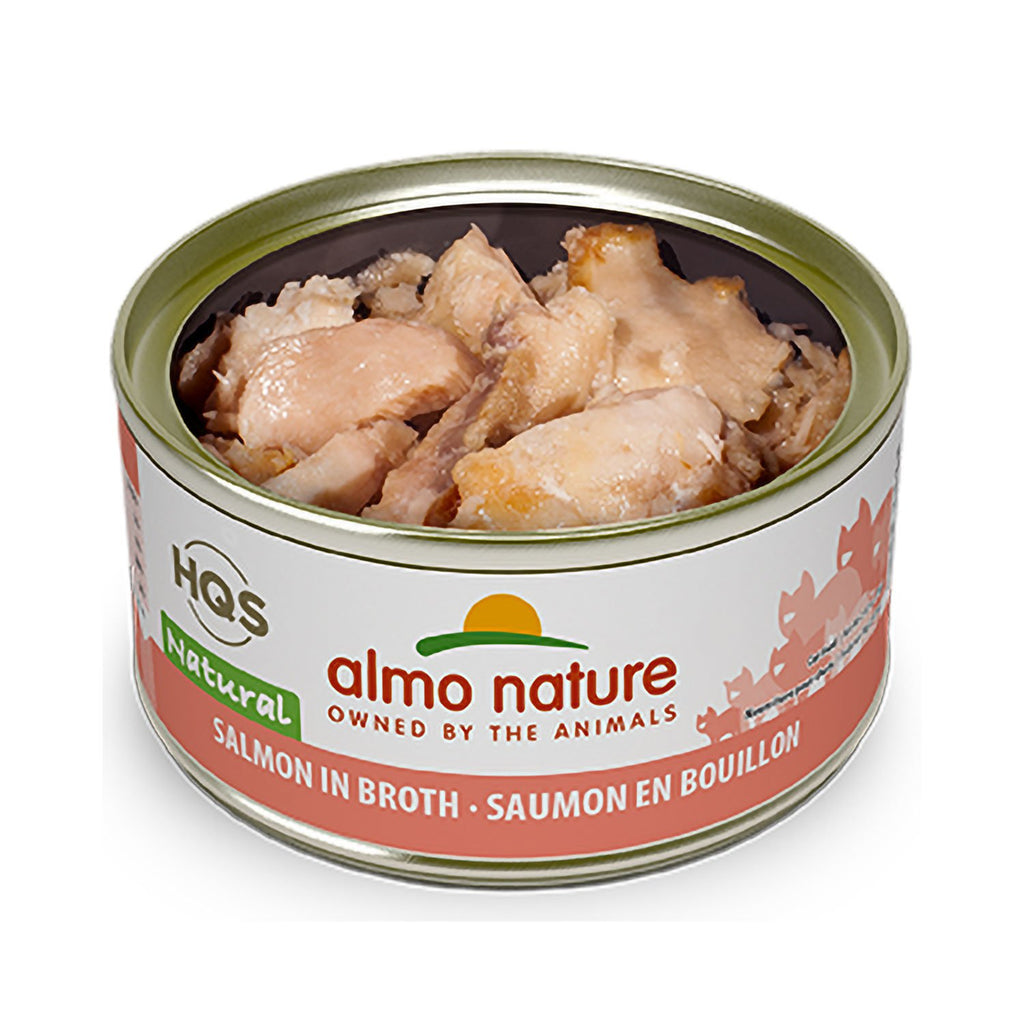 Almo Cat Natural Salmon
