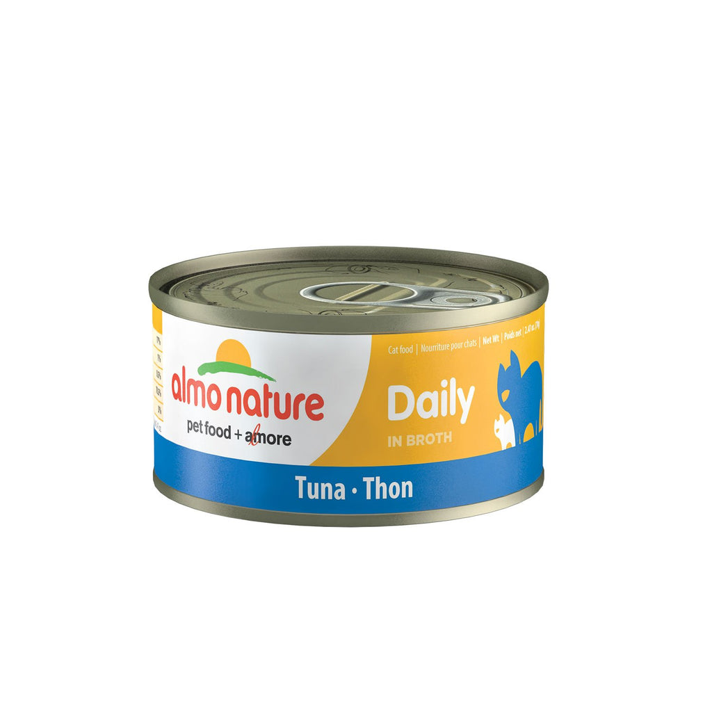 Almo Cat Daily Tuna