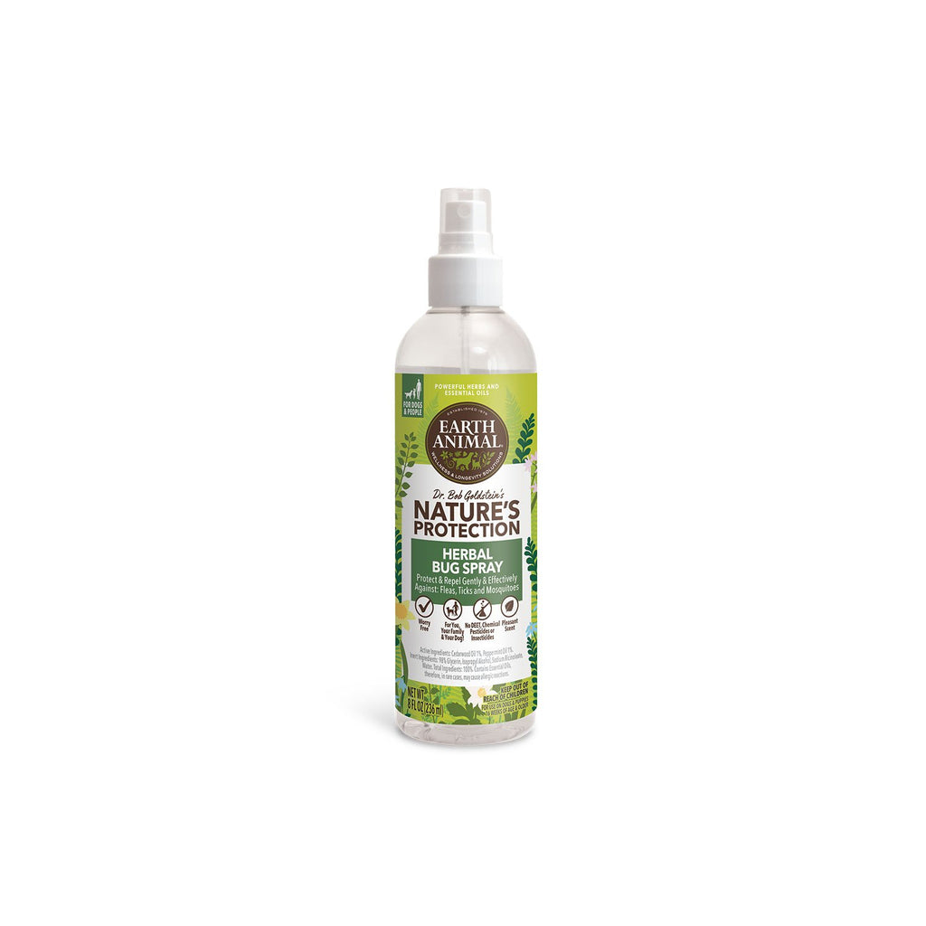Earth Animal Herbal Bug Spray 8oz