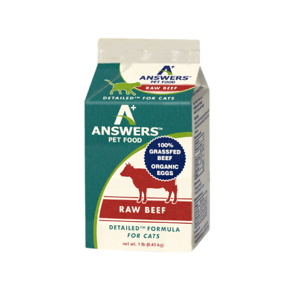 Answers Cat Detailed Beef 1lb