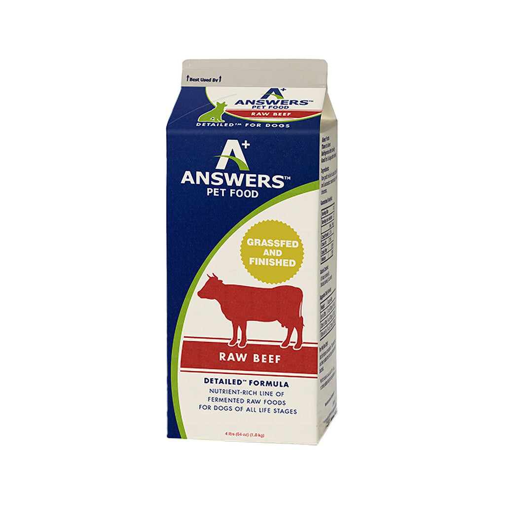 Answers Detailed Beef 4lb Half Gallon