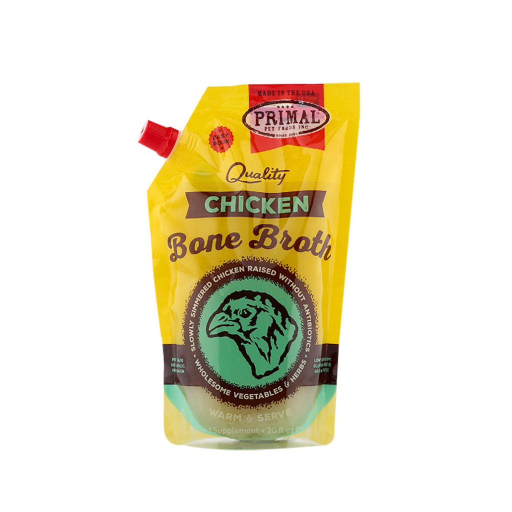 Primal Raw Chicken Bone Broth 20oz