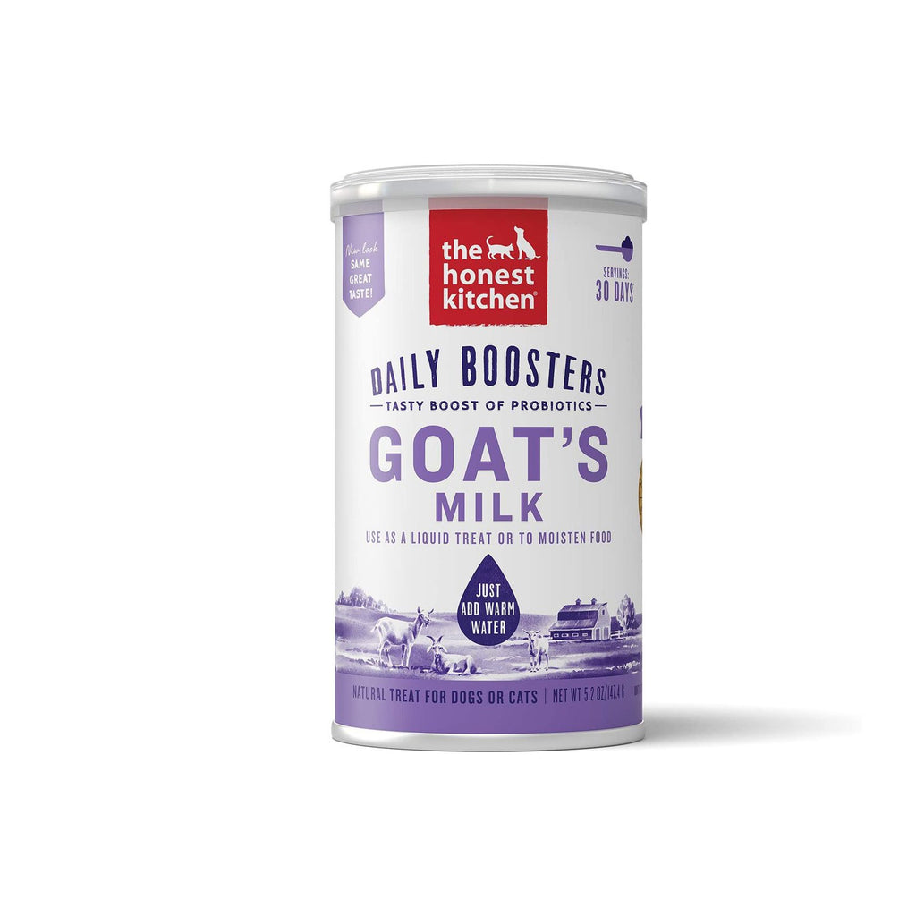 Honest Kitchen Daily Boosters Goat's Milk 5.2oz