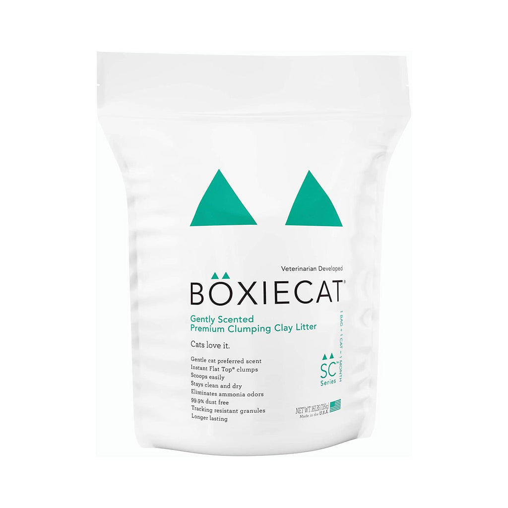 BoxieCat Scented Cat Litter