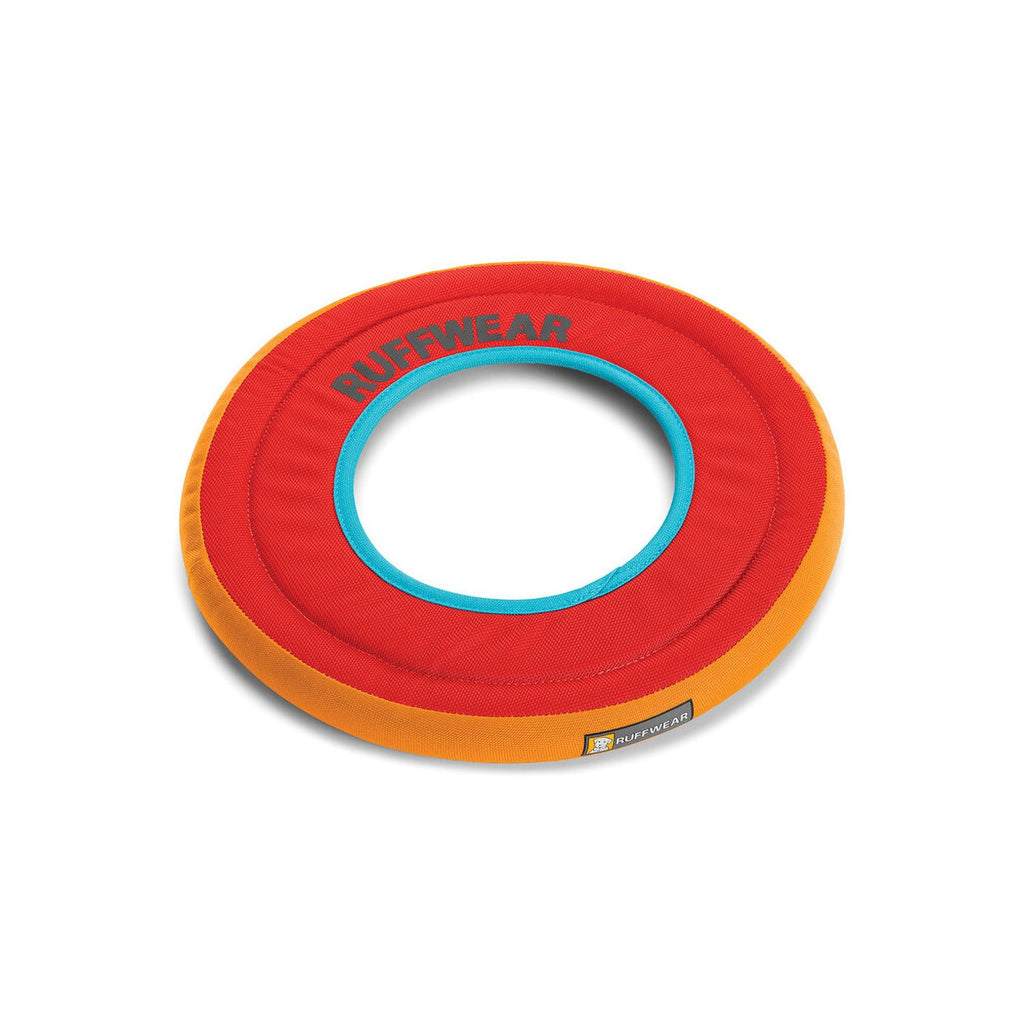 Ruffwear Hydro Plane Dog Toy Sockeye Red