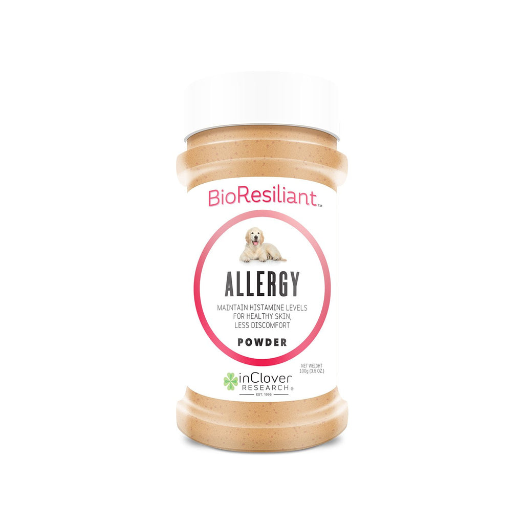 InClover BioResiliant Allergy Powder 100g 3.5oz
