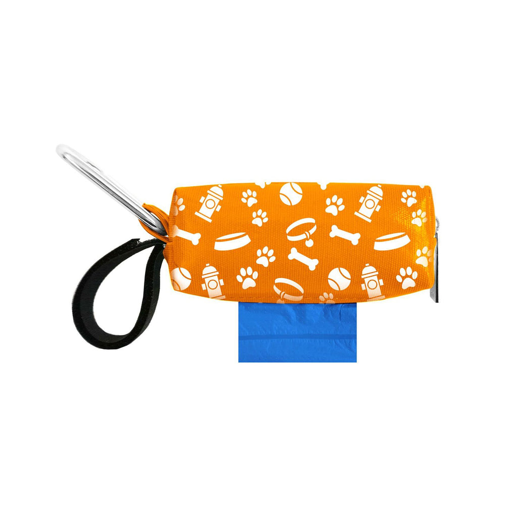 Doggie Walk Duffel Orange Pet Gear