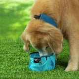 Nite Ize RadDog Collapsible Bowl Blue