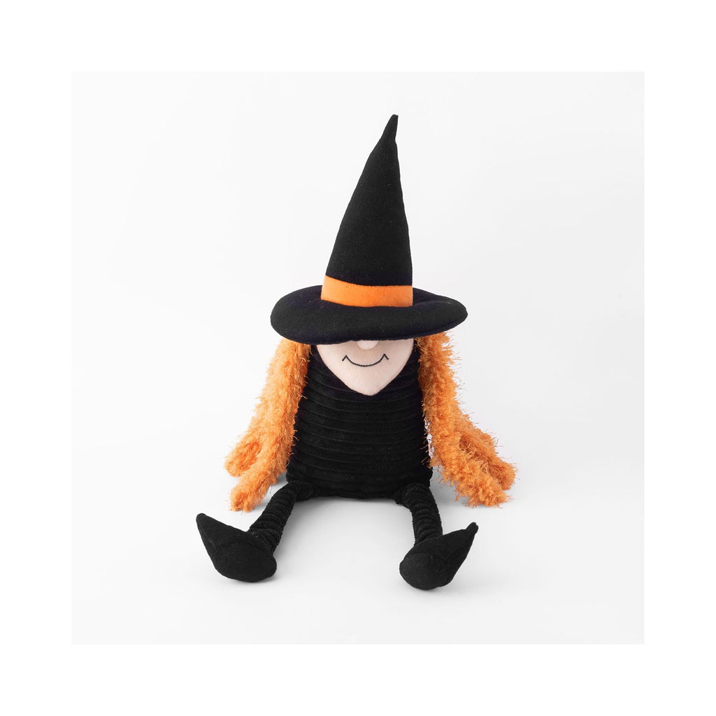 ZippyPaws Halloween Crinkle Witch