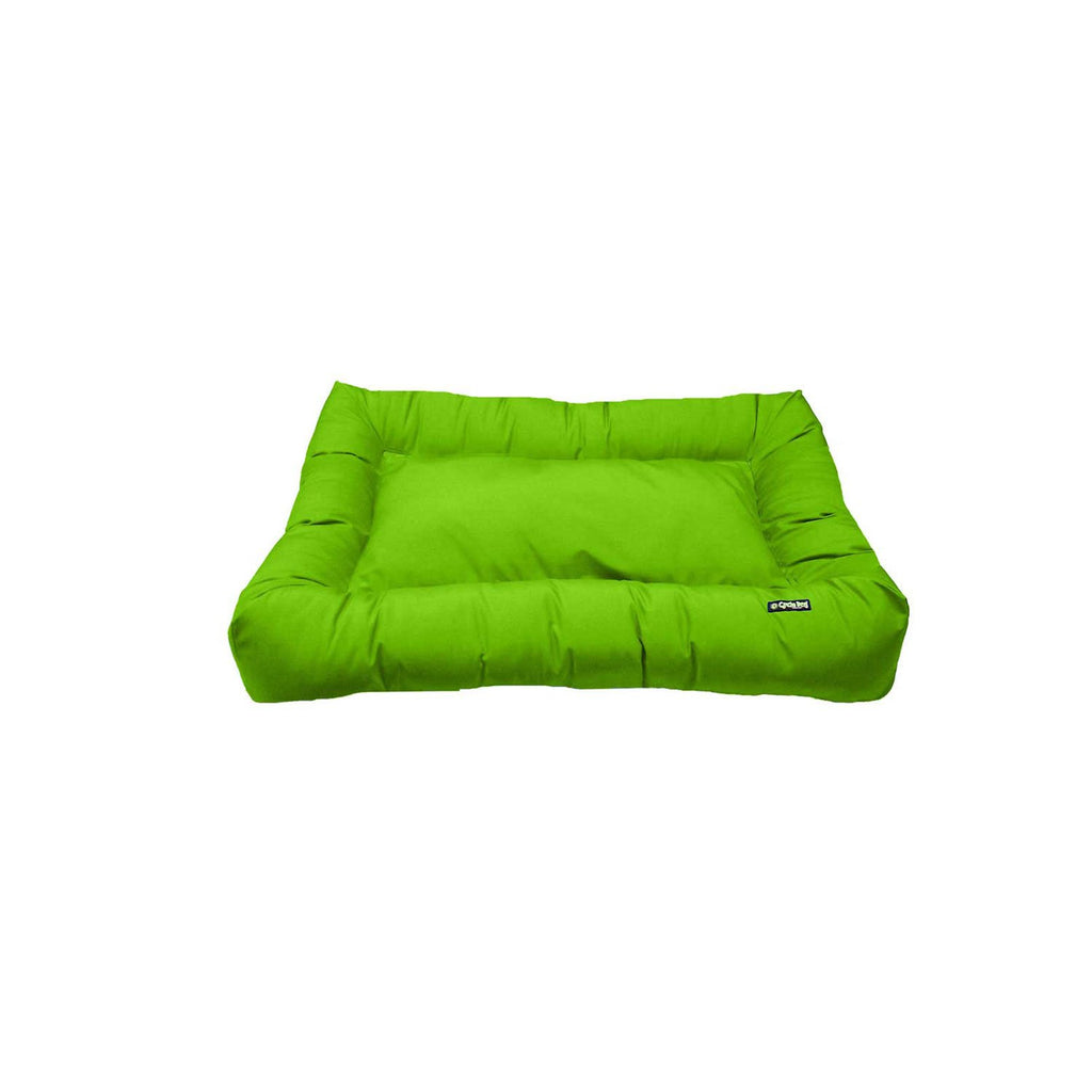 Cycle Dog Barrier Bed Green XL