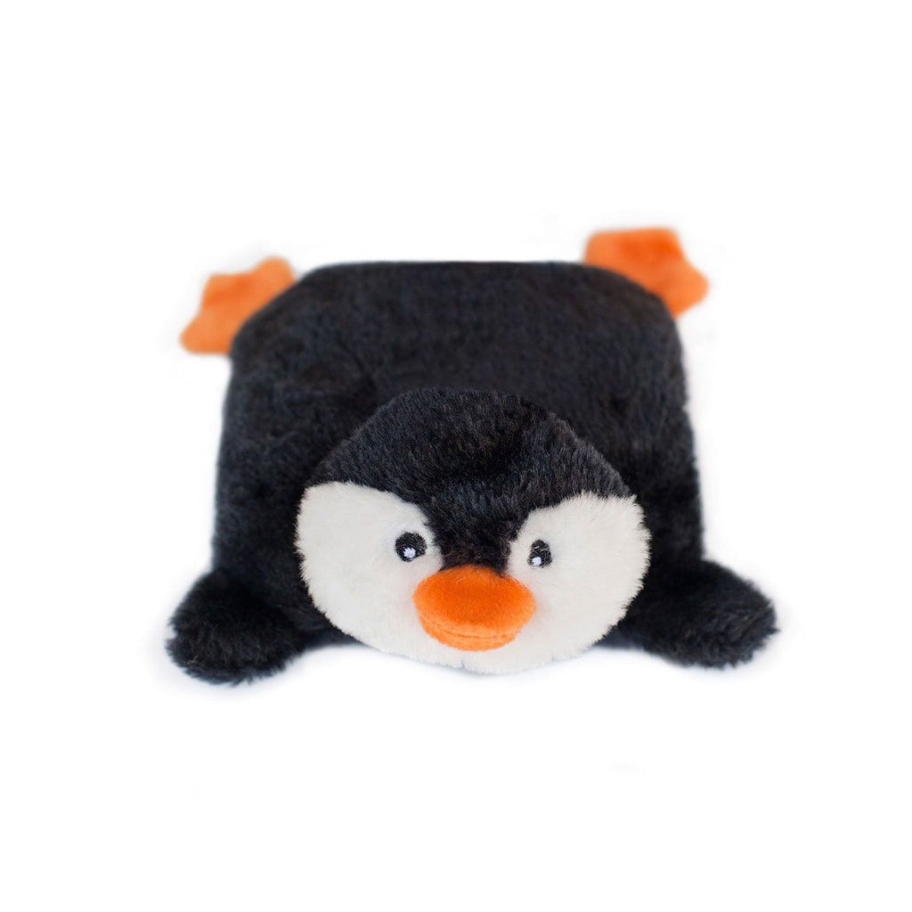 ZippyPaws Holiday Squeakie Pad Penguin