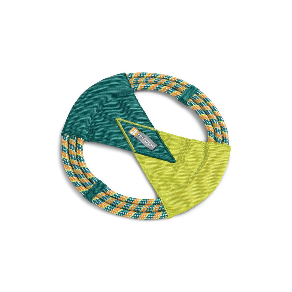 Ruffwear Pacific Ring Dog Toy Tumalo Teal