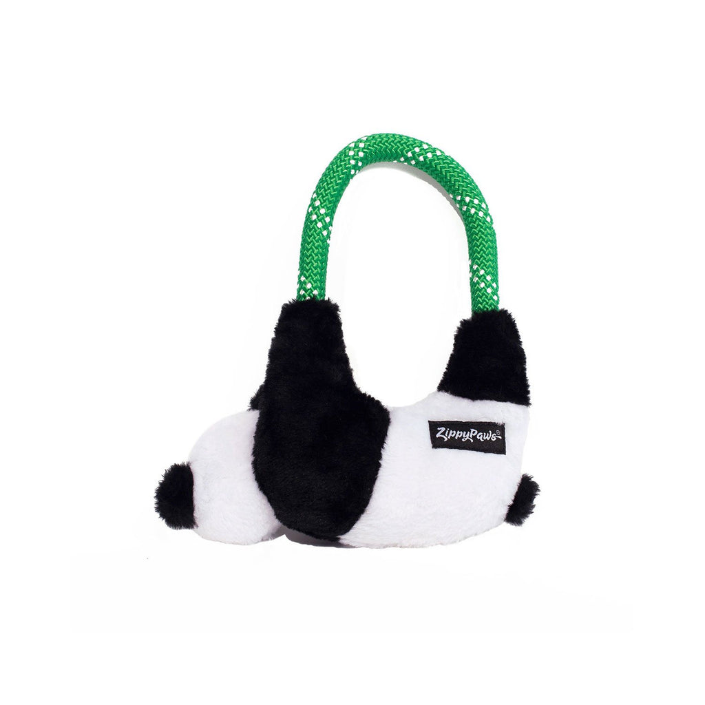 ZippyPaws Rope Hangerz Panda