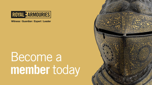 Royal Armouries Annual Joint Membership: Leeds