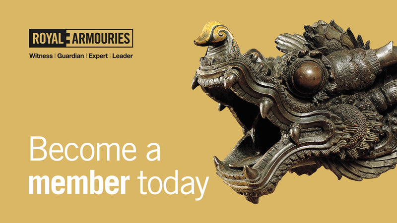 Royal Armouries Annual Membership: Fort Nelson