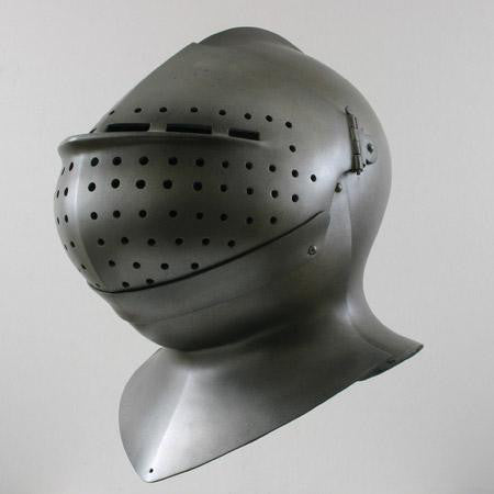 15th century great bascinet
