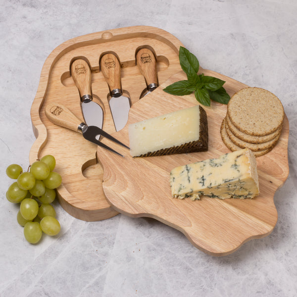 Stormtrooper cheese board