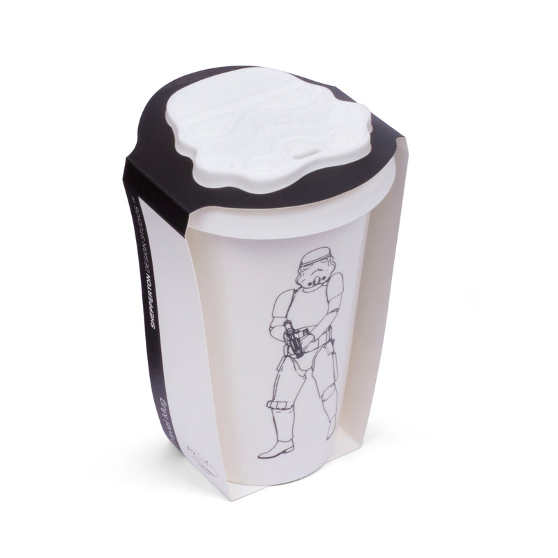 Stormtrooper travel mug
