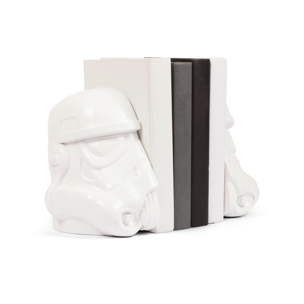 Stormtrooper bookends
