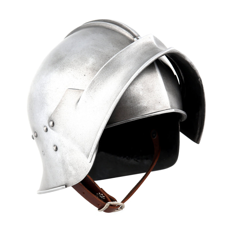 Visored sallet