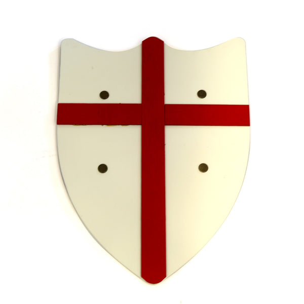 Children's St. George's Cross wooden shield