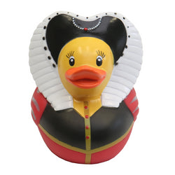 Queen rubber duck