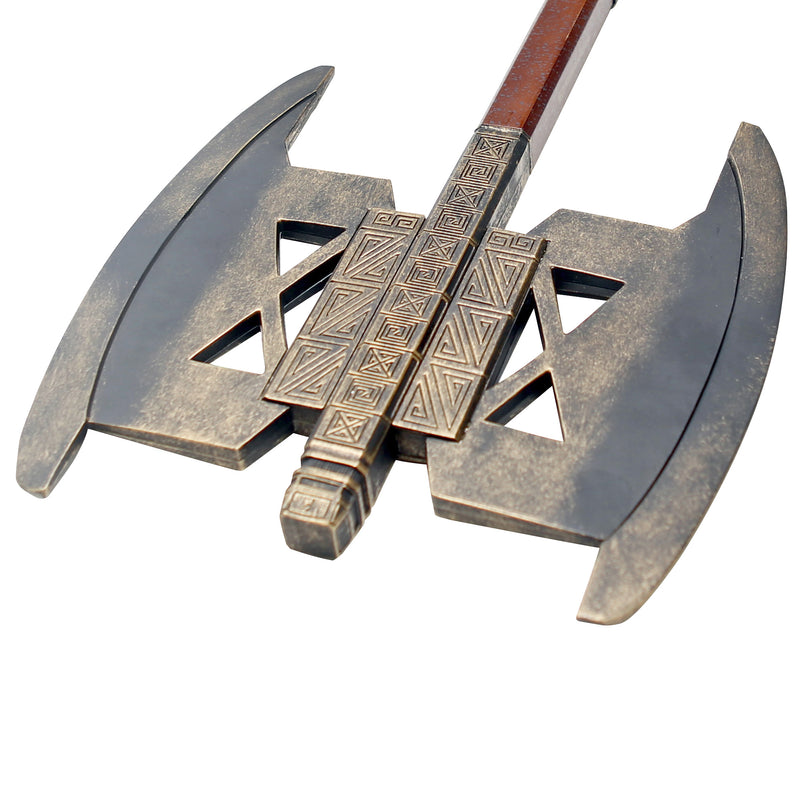 Gimli's axe replica — official Lord of the Rings prop replica‏