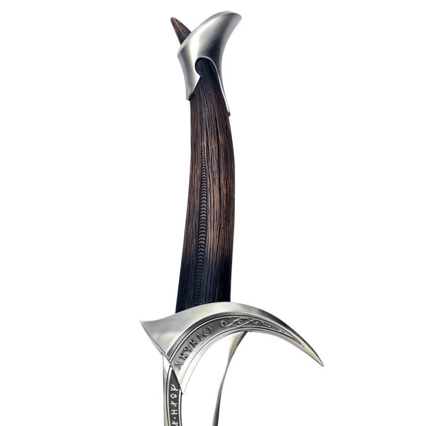 Ocrist or goblin cleaver, as it is known by the Orcs due to its legendary prowess against their kind in battle, is the sword wielded by Thorin Oakenshield in The Hobbit: An Unexpected Journey.