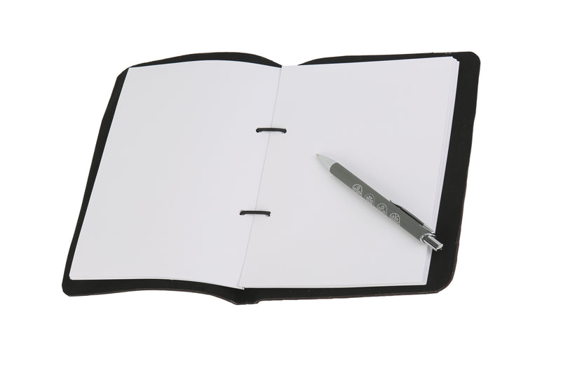 I.33 leather notebook