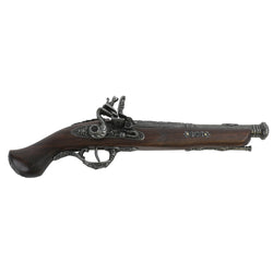 French flintlock pistol XVIII century — 302