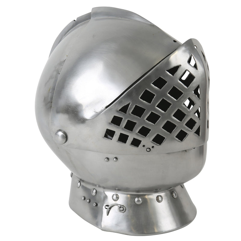 Henry VIII tournament helmet replica — Royal Armouries collection