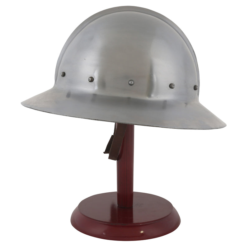 Kettle hat helmet