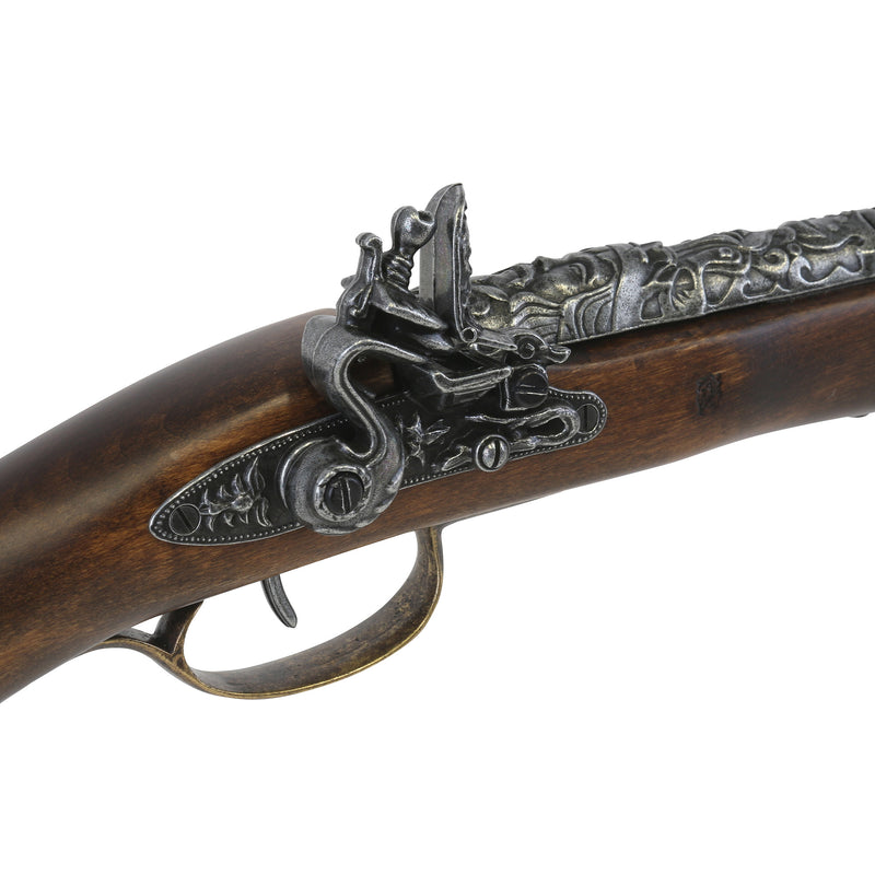 XVIII century French flintlock musket replica