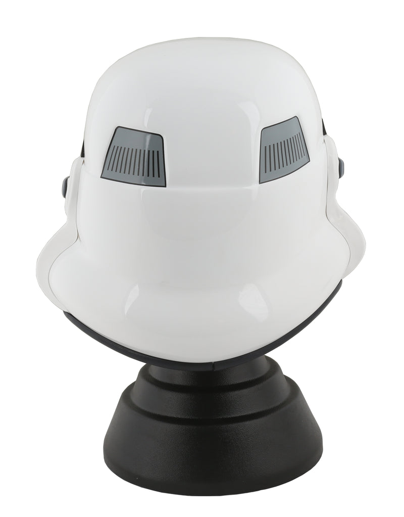 Stormtrooper helmet and stand