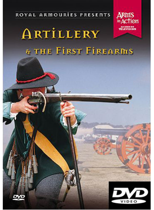 Artillery and The First Firearms - Royal Armouries DVD