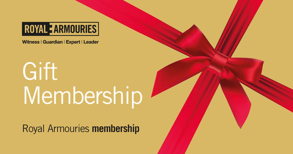 Royal Armouries Annual Gift Membership
