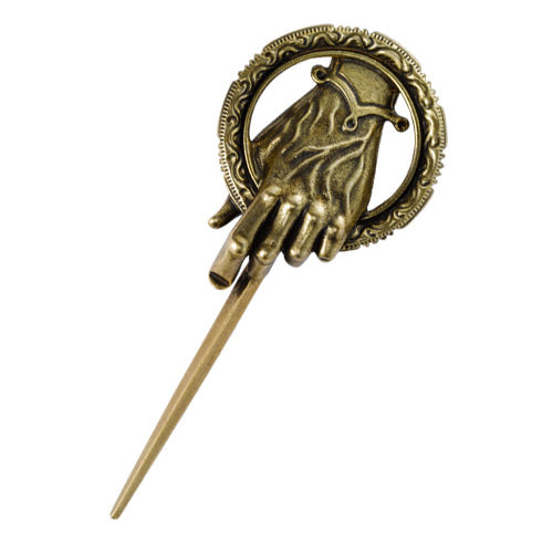 Hand of the King brooch — Game of Thrones