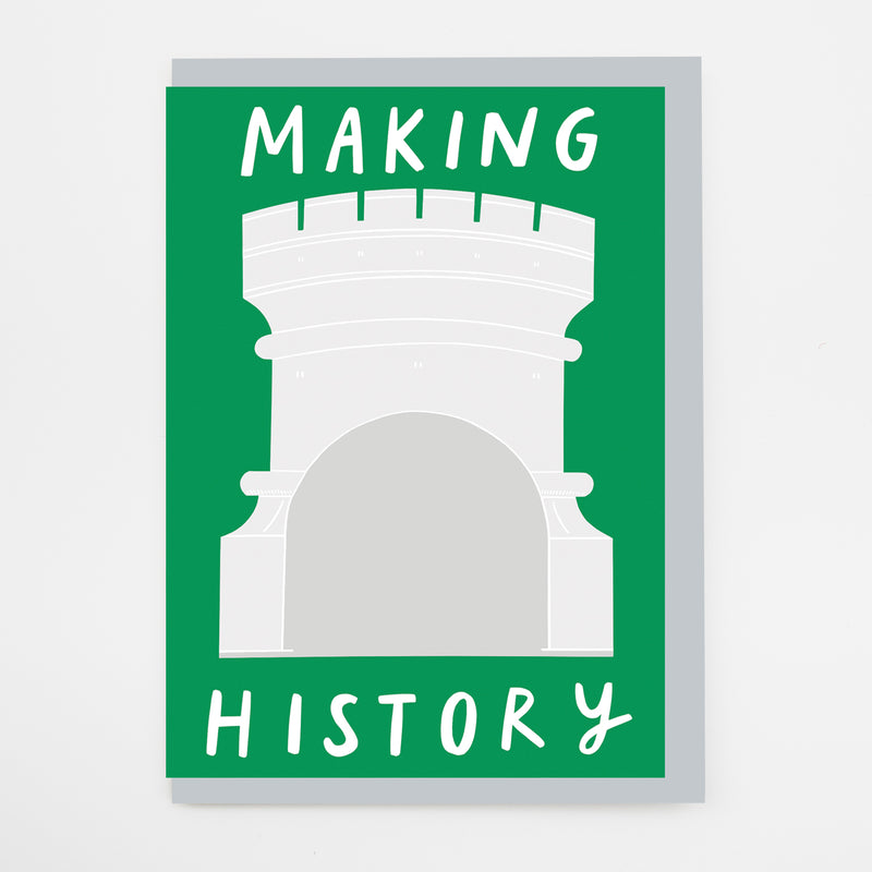 Making History Card