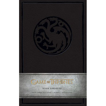 Targaryen Sigil notebook — Game of Thrones