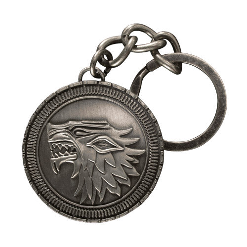 Stark shield keyring — Game of Thrones