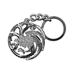 Targaryen Sigil keyring — Game of Thrones