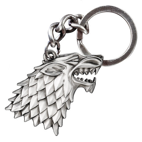 Stark Sigil keyring — Game of Thrones