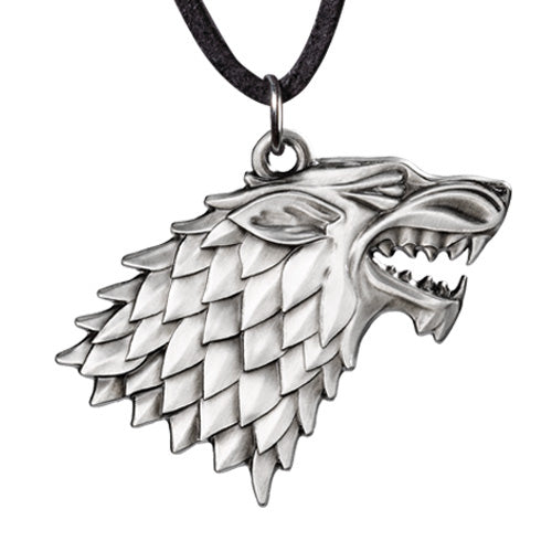 Stark House Sigil pendant — Game of Thrones