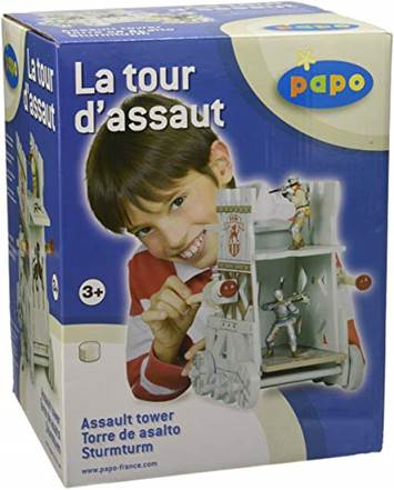 Papo assault tower