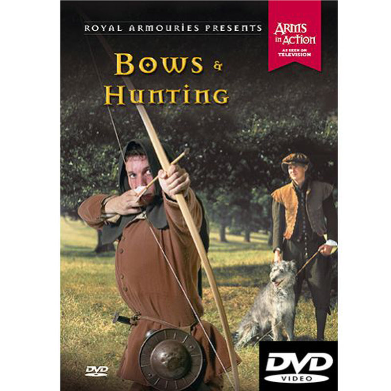 Bows and Hunting - Royal Armouries DVD