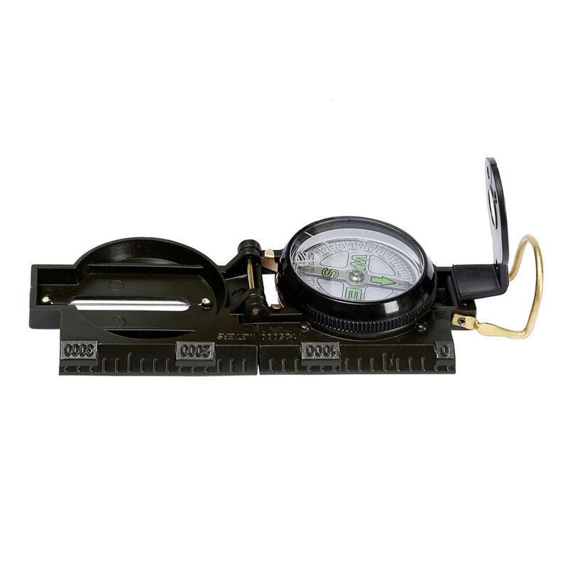 Children's army lensatic compass