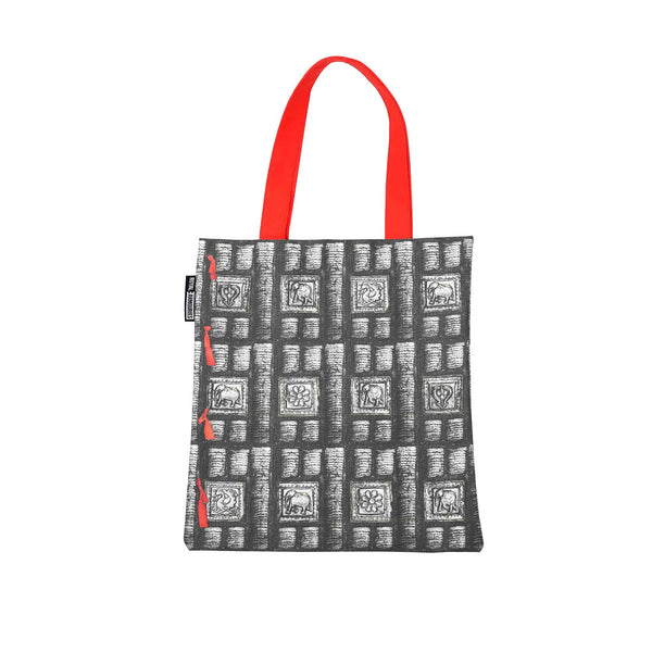 Elephant armour tote bag
