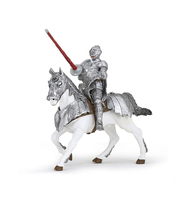 Papo figurines: horse in armour
