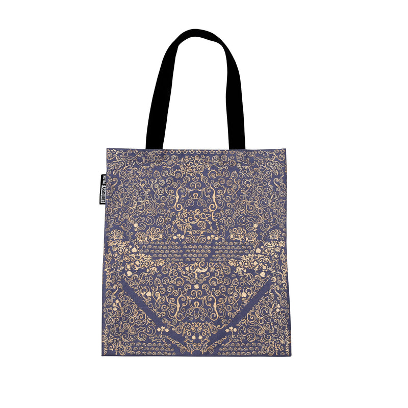 Lion armour tote bag
